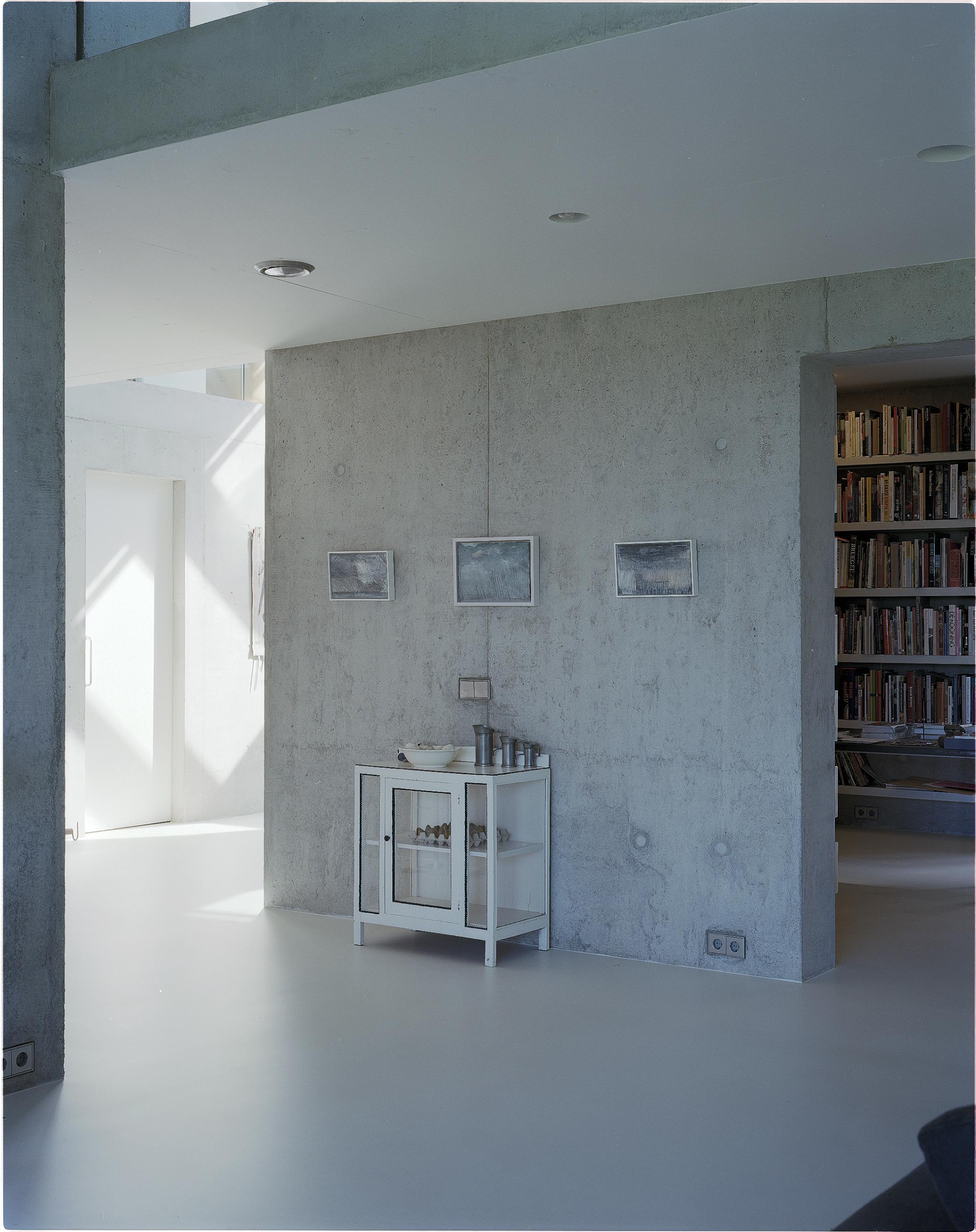 Sterk huis - interieur gang