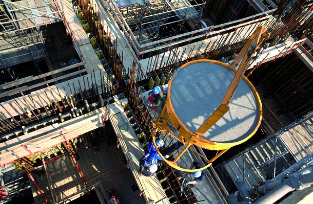 Voor beton op samenstelling zijn de samenstelling en de grondstoffen voorgeschreven