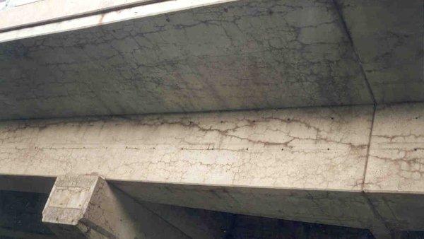 ASR bij viaduct, detailopname