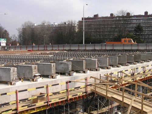 Samengestelde betonconstructie