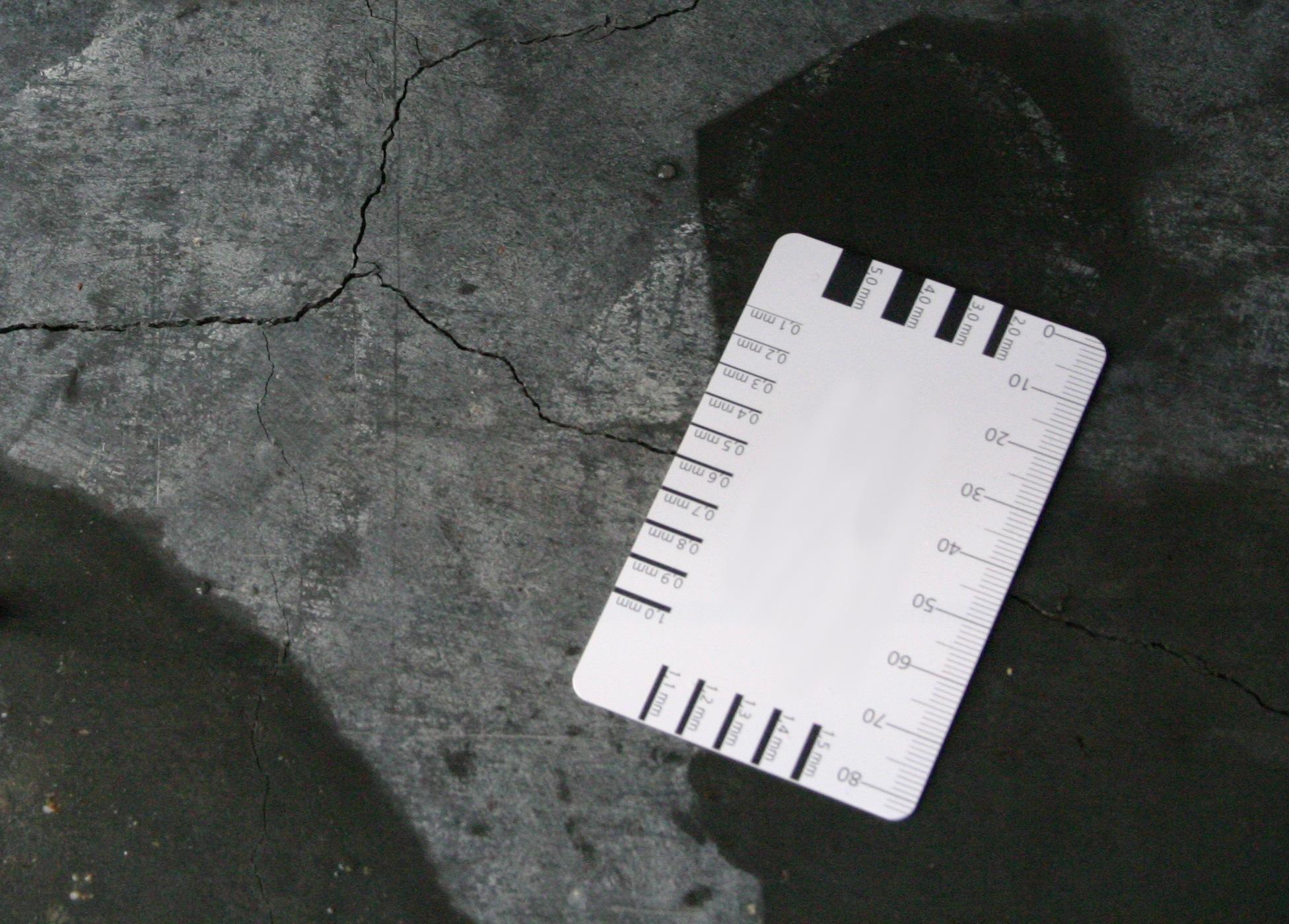Scheurwijdtemeter