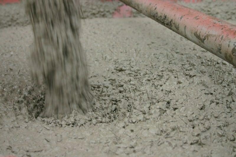 Staalvezels in beton