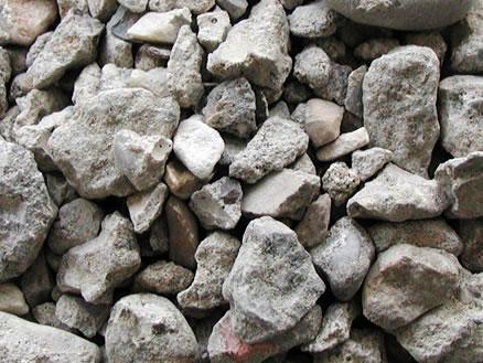 Kennis van mechanische en fysische eigenschappen van toeslagmateriaal is belangrijk bij de                    toepassing in beton