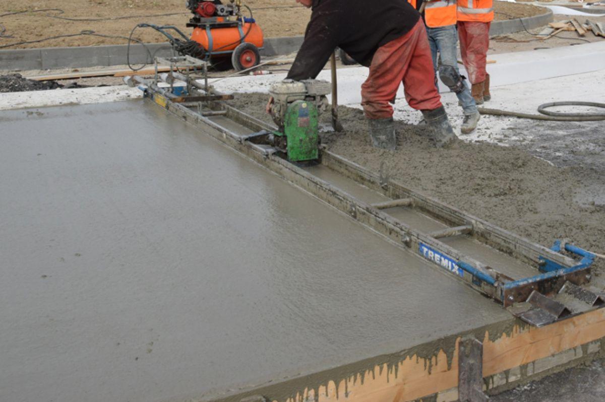 Verwerkbaarheid betonspecie