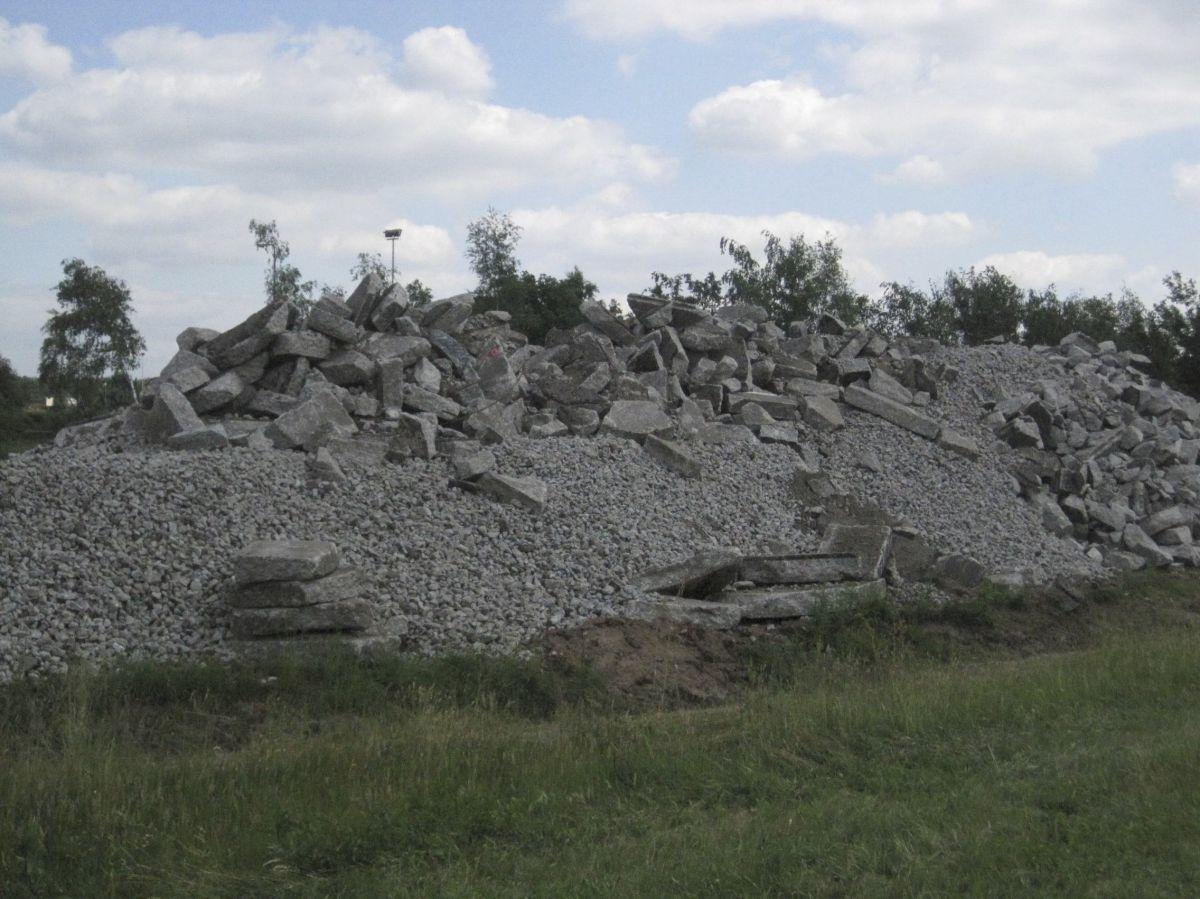Recycling van eerder toegepaste grondstoffen