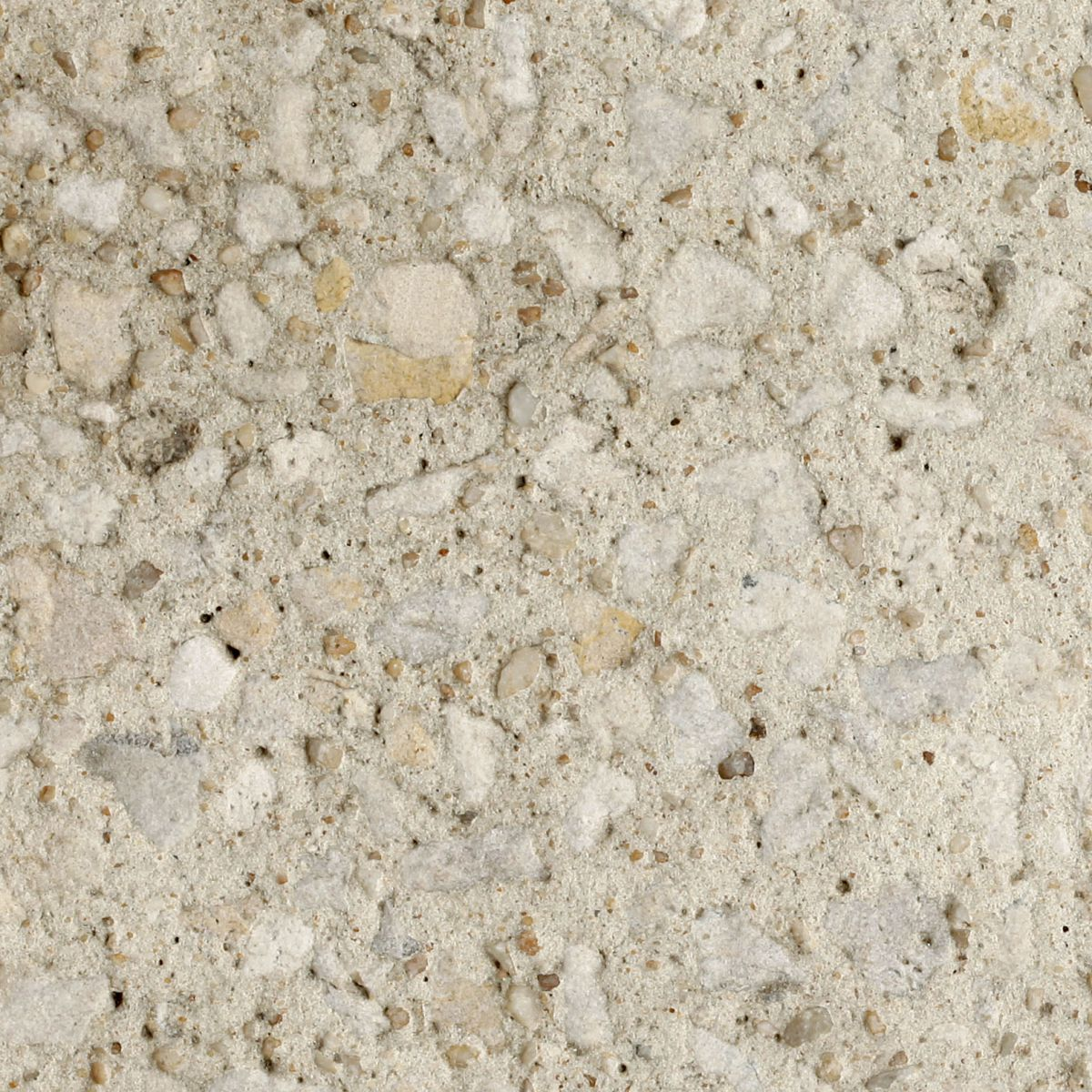 Gezandstraald beton (bron: Febelcem)
